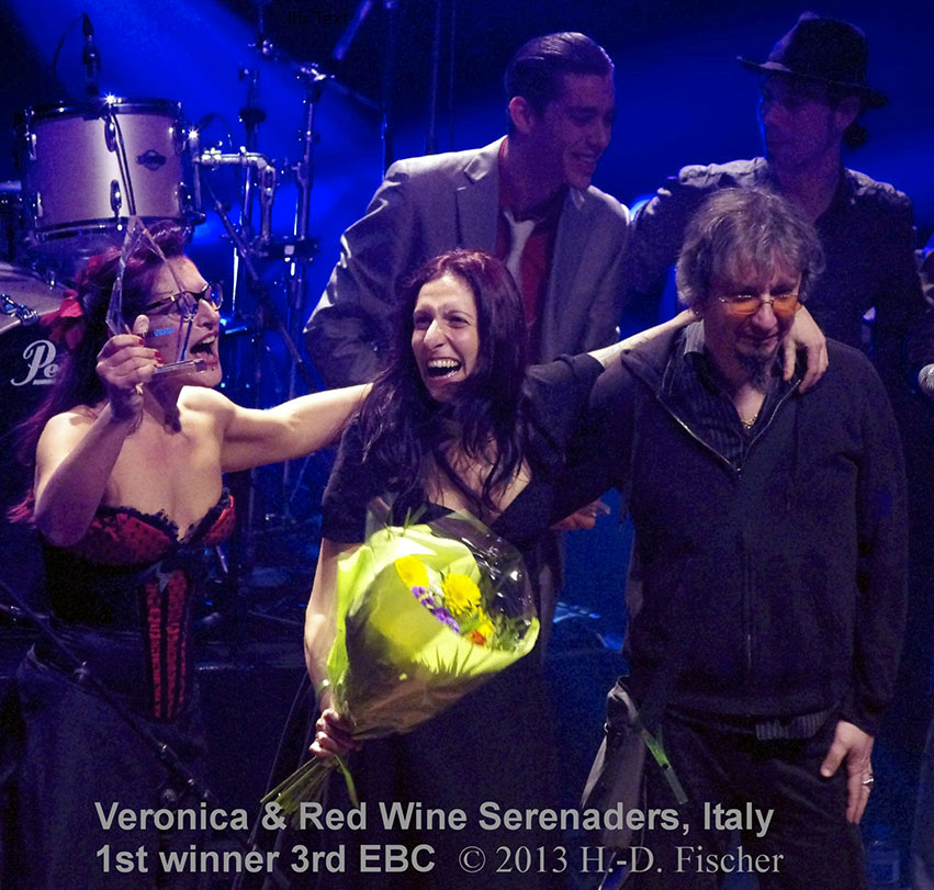 European-Blues-Union_Veronica-&-Red-Wine-Serenaders,-Toulouse-2013
