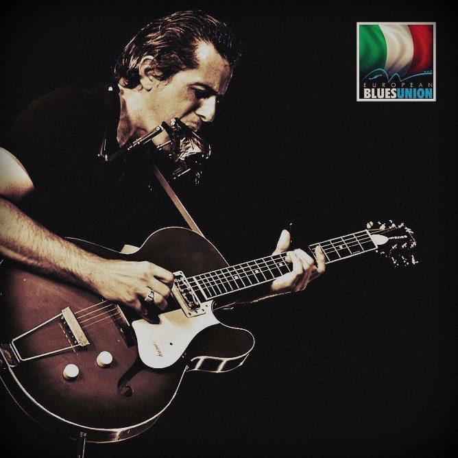 Marco Pandolfi Trio will represent Italy at the 4th. European Blues Challenge