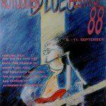 1st Notodden Blues Festival poster