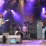 7 SIERRE BLUES FESTIVAL 2014 by Carme Barrera  - Joe Colombo Trio