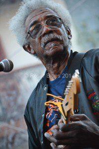 Hondarribia Blues Festival 2014 by Roser Blues 11 - Lazy Lester