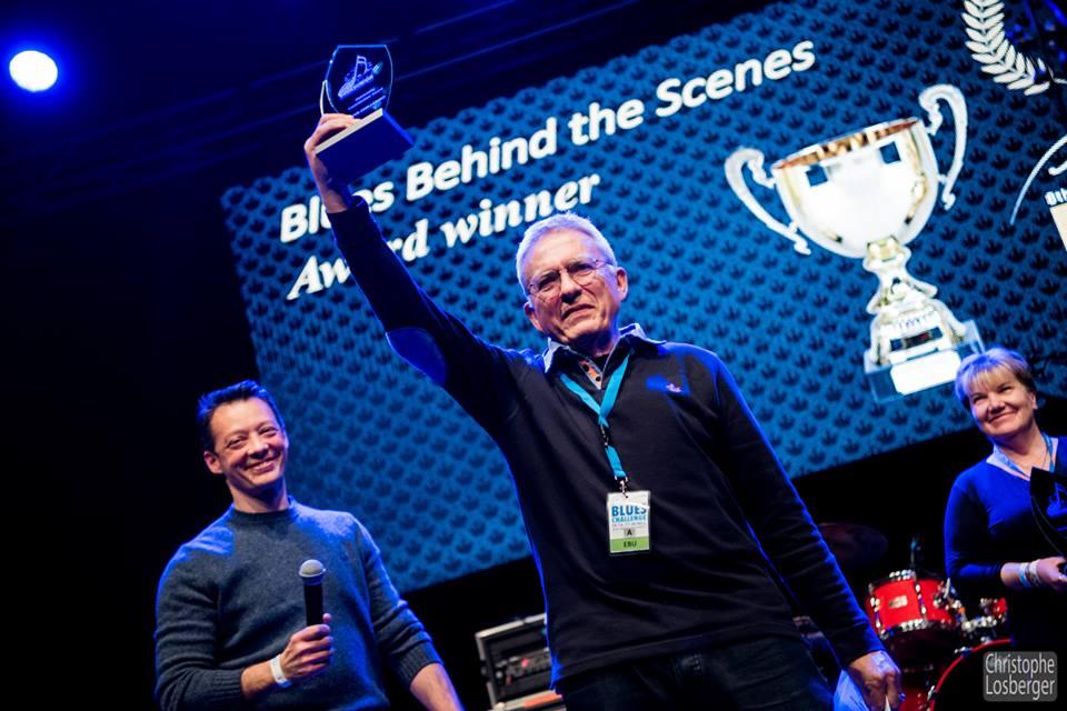 Behind the Scenes Awards @ EBC 2018