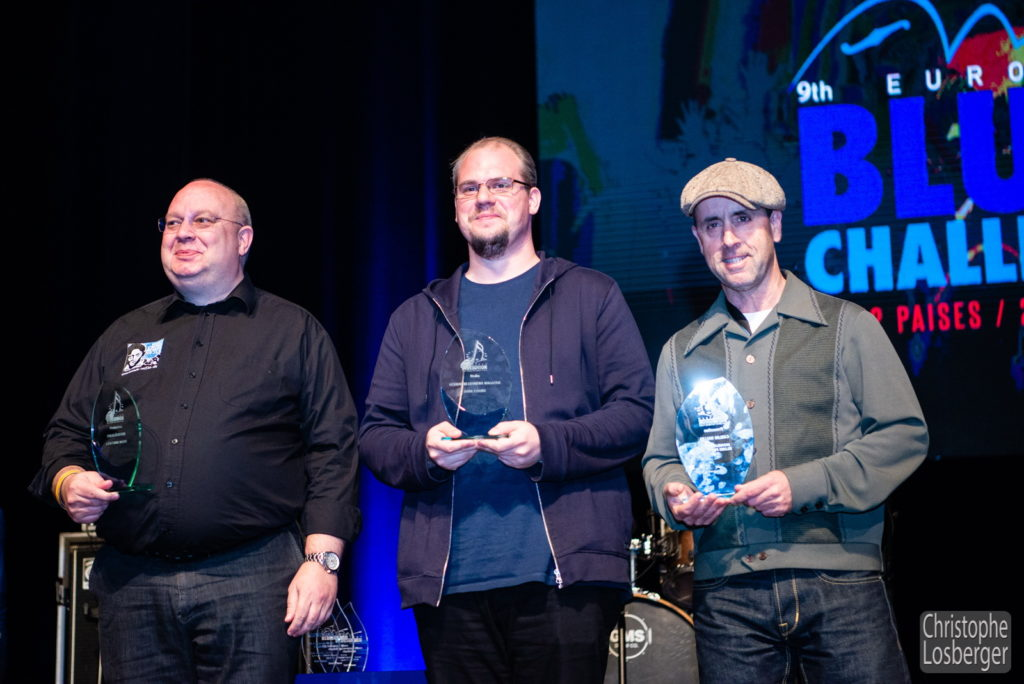 Blues Behind the Scenes Awards @ EBC 2019